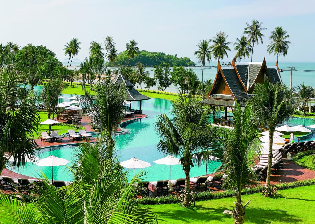 Фото Sofitel Krabi Phokeethra Golf and Spa Resort 5* 2